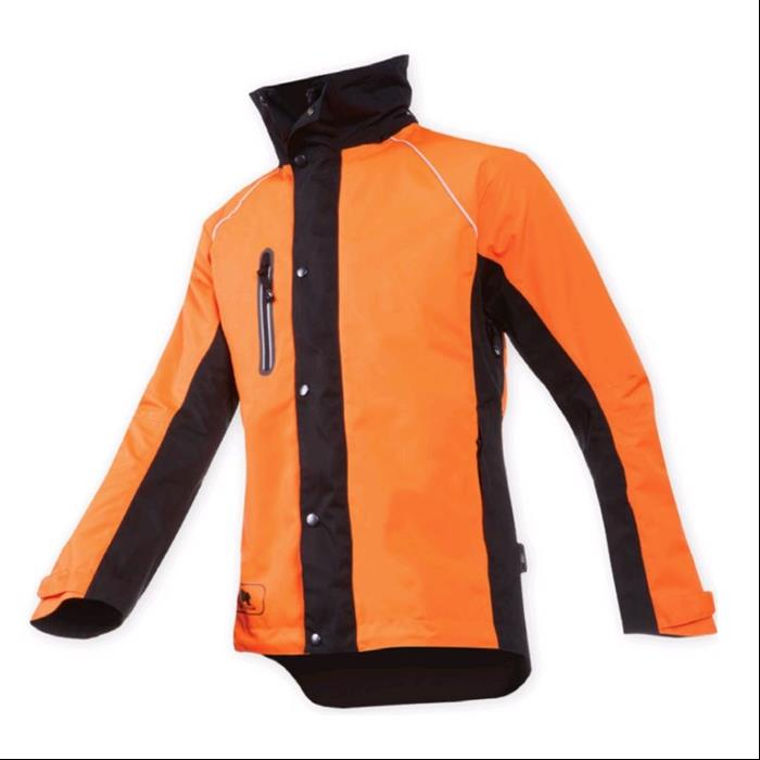 Sip - Keiu Regenjacke, orange / Gr.XL